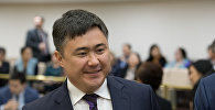 Заместитель председателя Национального банка РК Тимур Сулейменов