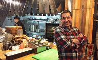 Шеф-повар сети ресторанов Астаны Артем Марченко