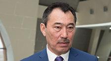 Президент АО НК Қазақстан Ғарыш Сапары Ергазы Нургалиев