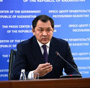Атырау облысының әкімі Нұрлан Ноғаев