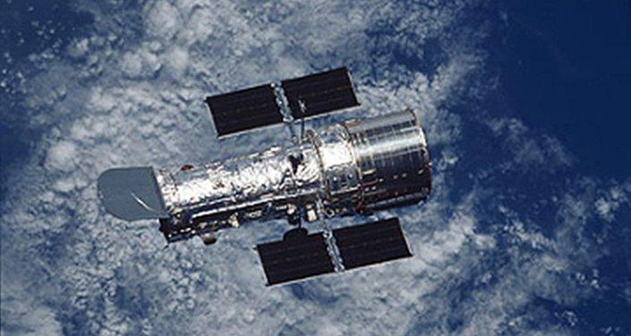 космос орбитальный телескоп
