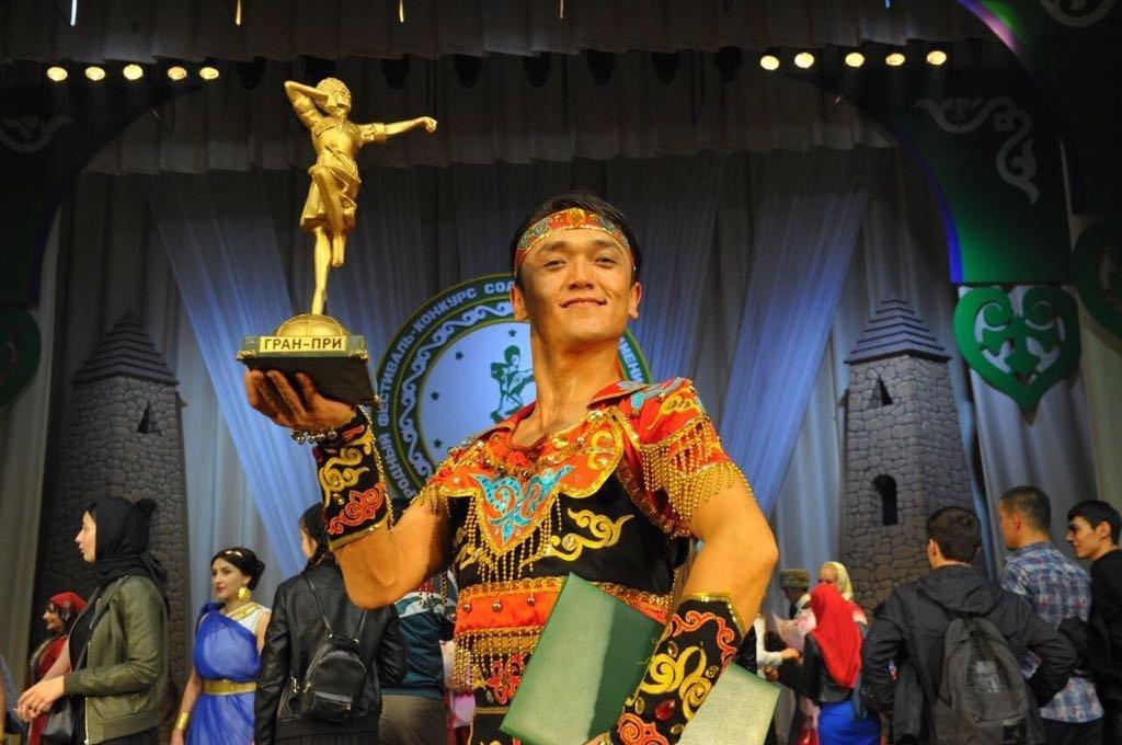 Стали известны имена лауреатов интернационального фестиваля-конкурса танца имени Махмуда Эсамбаева