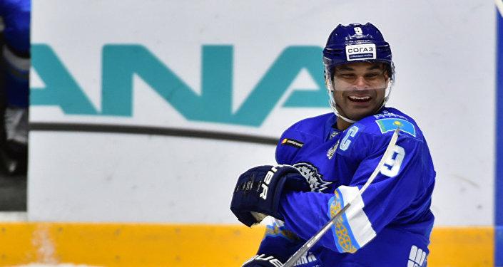 Две шайбы Доуса помогли «Барысу» побороть «Йокерит» вматче чемпионата КХЛ