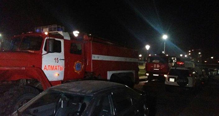 Казахстанец решил проверить газовый баллон спичкой иподорвался