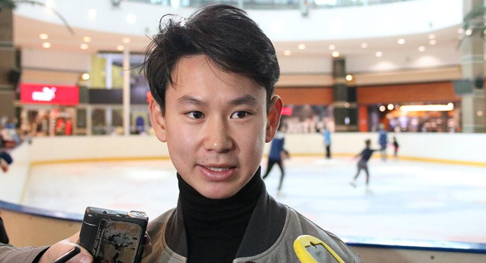 Призер Олимпиады в Сочи Денис Тен ранен ножом в Алматы