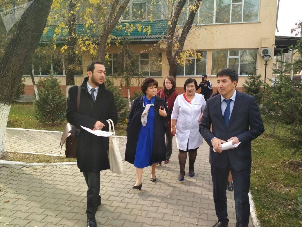 Первый мониторинговый визит специальной группы Уполномоченного по правам ребенка РК прошел в Алматы
