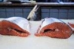 Тушки рыбы, архивное фото