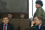 Судебное заседание по делу Куандыка Бишимбаева, архивное фото