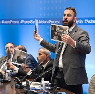 Участник седьмого раунда переговоров по Сирии