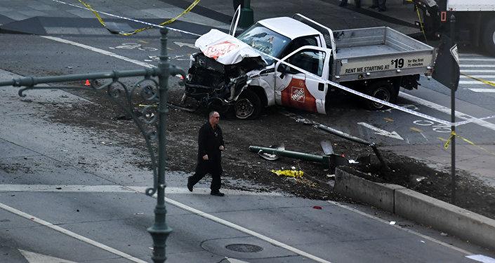 Нью-Йоркта теракт