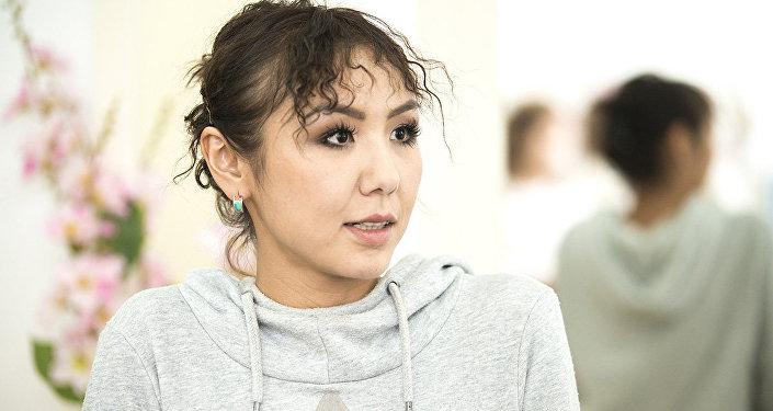 Солистка театра Astana Ballet Айжан Мукатова