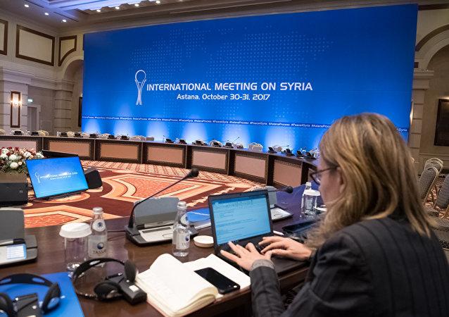 Переговоры по Сирии, седьмой раунд, архивное фото
