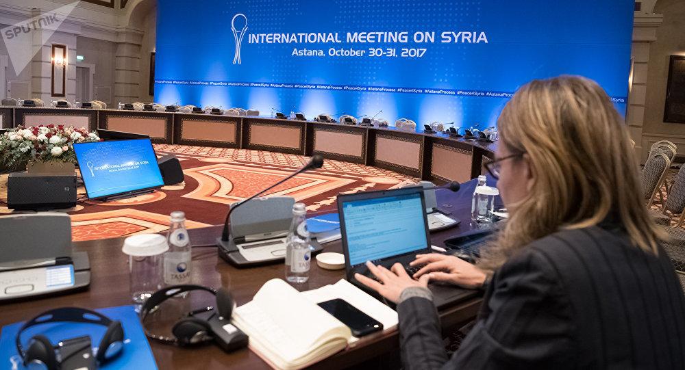 Сирия бойынша келіссөздер