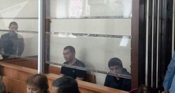 Суд по делу Николая Кривенко