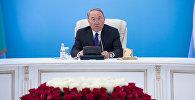Елбасы Нурсултан Назарбаев, архивное фото