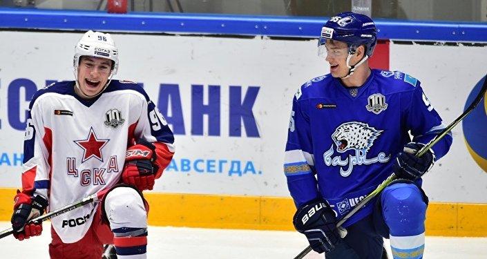 Барыс - ЦСКА