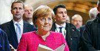 Германия канцлері Ангела Меркель