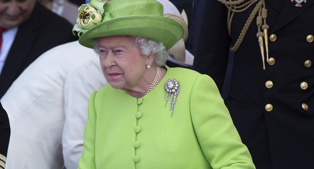 II Елизавета патшайымы