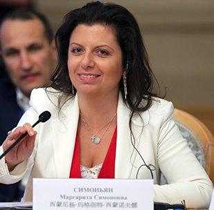 Главный редактор телеканала RT и МИА Россия сегодня Маргарита Симоньян, архивное фото