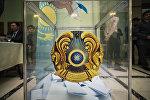 Выборы президента Казахстана в посольстве Казахстана в РФ