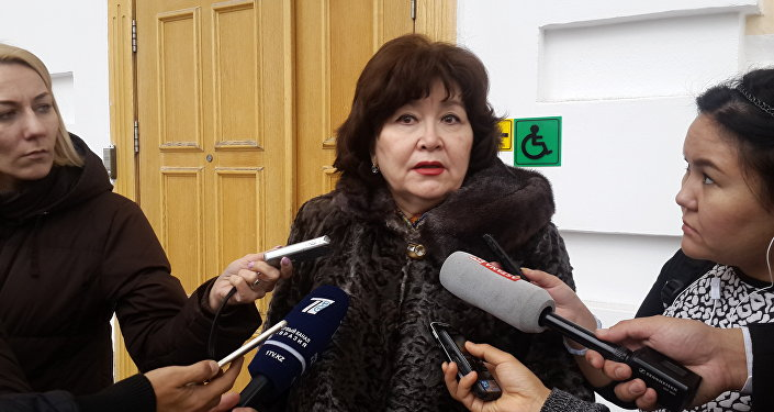 Адвокат Гульнар Сулейменова