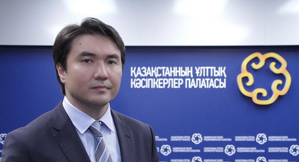 Қанат Сахариянов