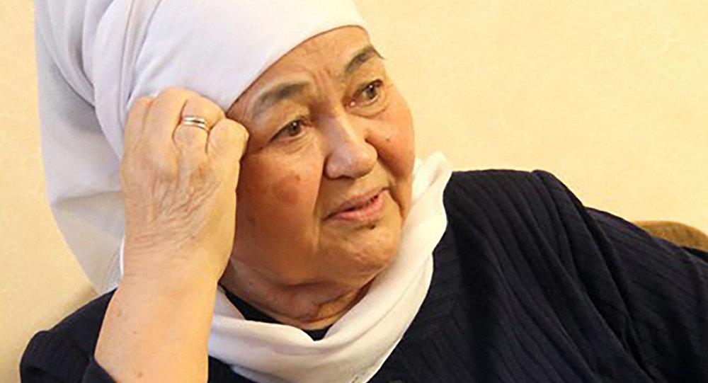 Кәмшат Дөненбаева