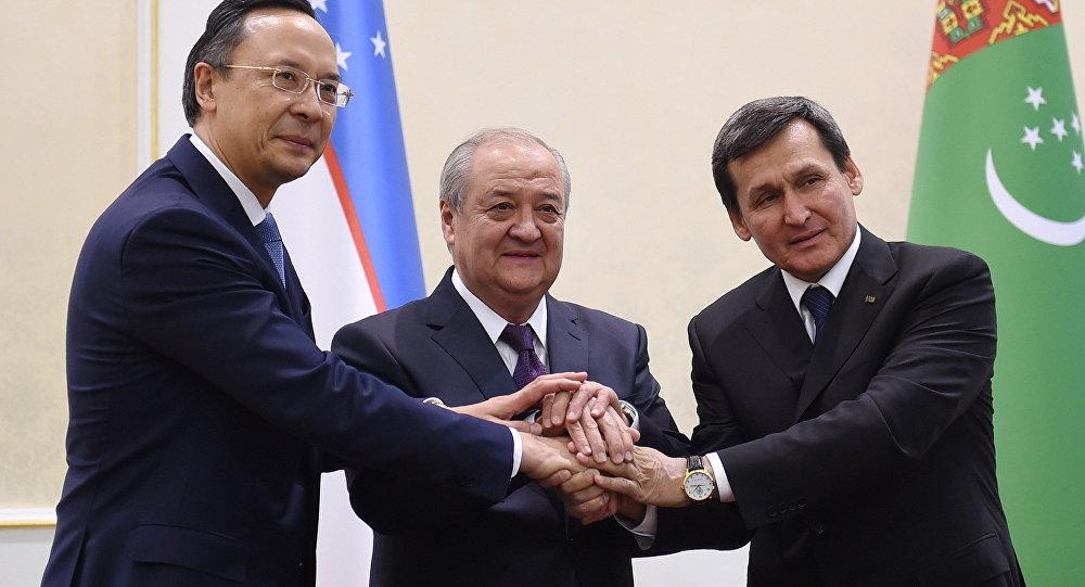 Қазақстан, Түркменстан және Өзбекстан шекараның түйісу нүктесі туралы келісімге қол қойды