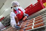 Колбасная продукция, архивное фото