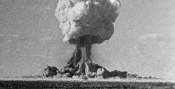 Атомный взрыв, архивное фото