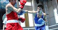 В Шымкенте завершились полуфинальные поединки чемпионата Казахстана по боксу