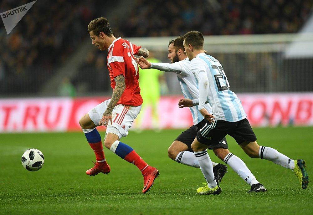 Ресей - Аргентина