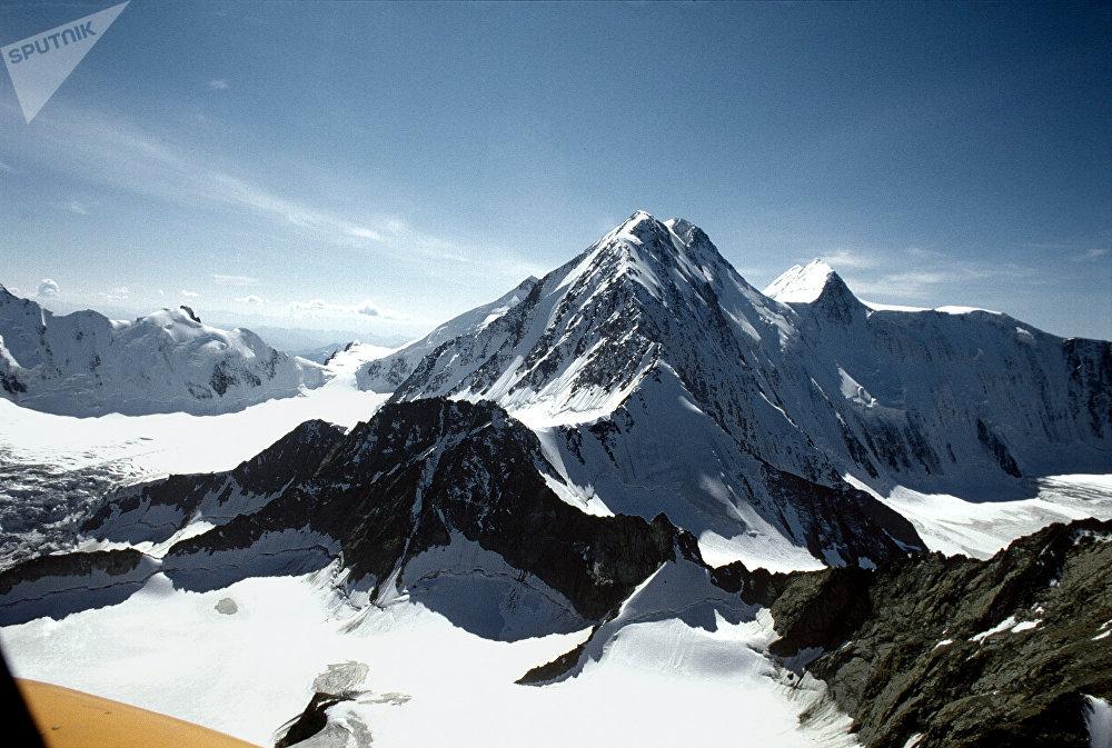 Белуха – самая высокая гора на Алтае