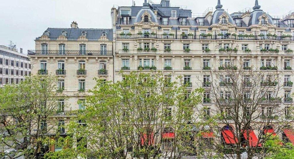 Квартира, купленная представителем властей Казахстана в Париже, за 65 миллионов евро