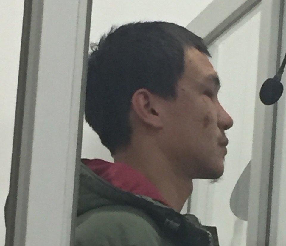 Задержанный в ходе спецоперации в Алматы Даурен Алеуханов