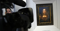 Картина Да Винчи Спаситель мира продана за рекордные 400 миллионов долларов
