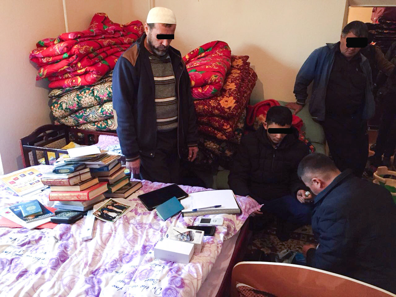 ОҚО-да терроризмді насихаттап, діни алауыздық тудырды деген күдікпен 11 адам ұсталды