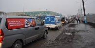 Большим автопробегом почтили память погибших на дорогах в Петропавловске