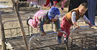 Ауыл балалары, архивтегі фото