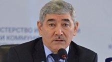 председатель правления Национальный аграрный научно-образовательный центр Аскар Наметов