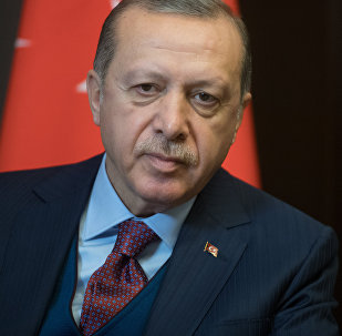 Түркия президенті  Реджеп Тайип Ердоған