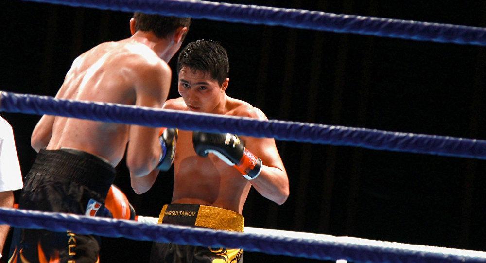 Боксшы Мейірім Нұрсұлтанов