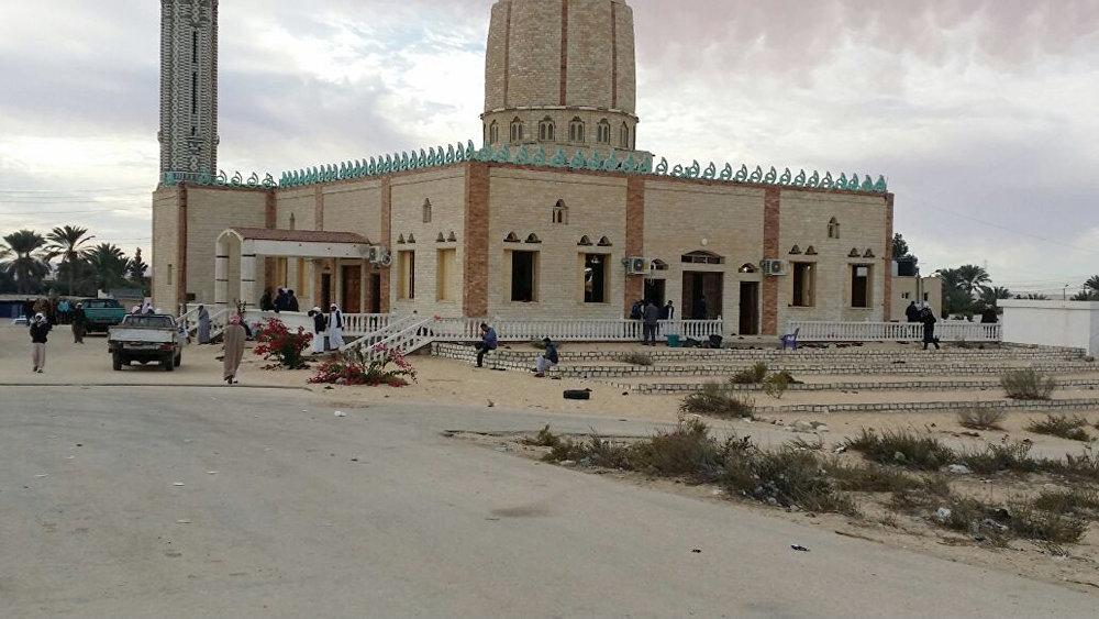 ПрезидентРК выразил сожаления всвязи стерактом вегипетской мечети