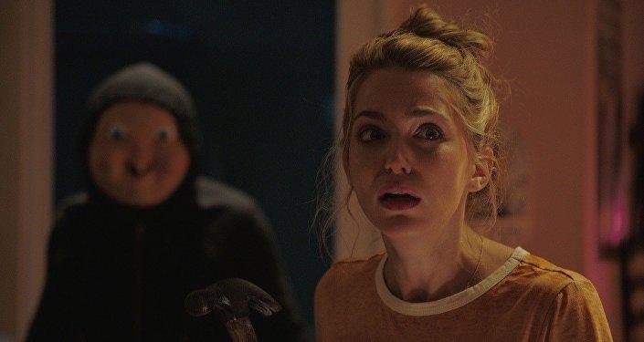 Кадр из фильма Счастливого дня смерти