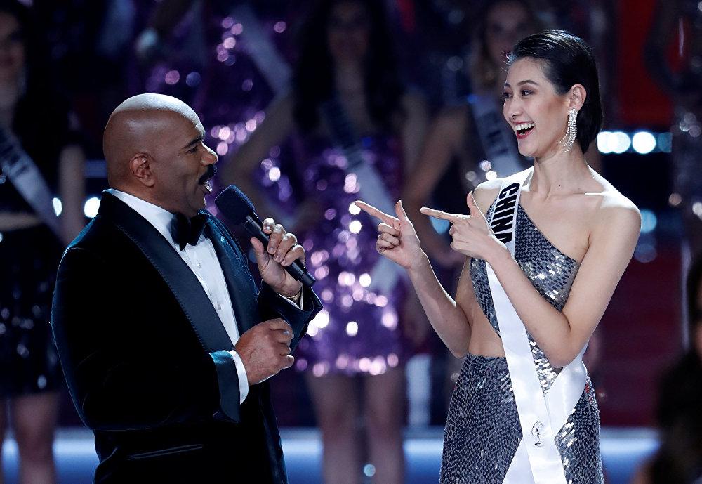 Конкурс Мисс Вселенная