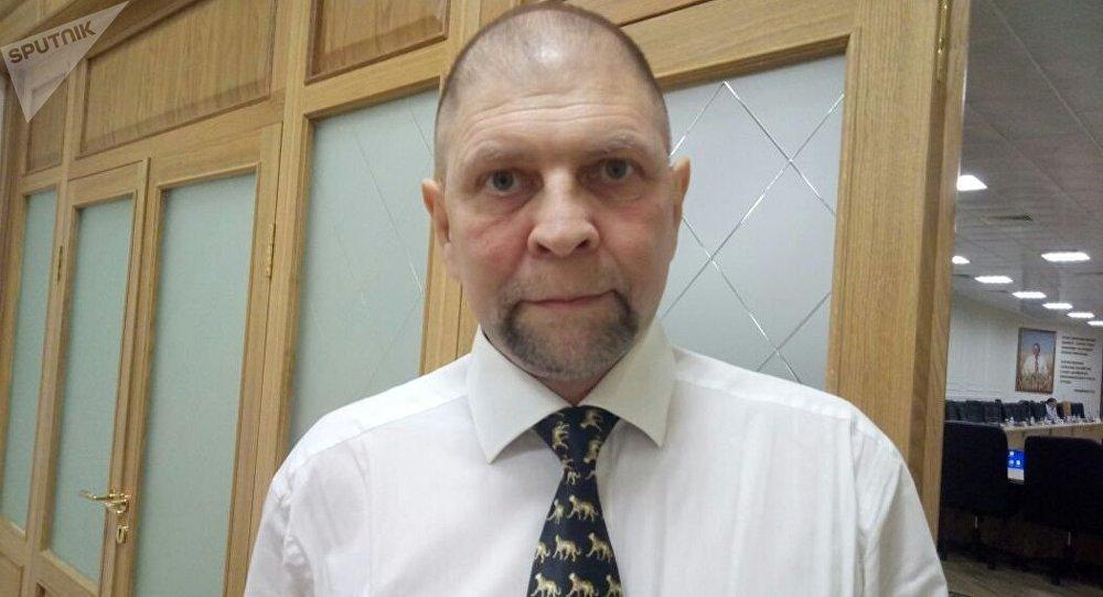 Директор российского представительства Всемирного фонда дикой природы (WWF) Игорь Честин