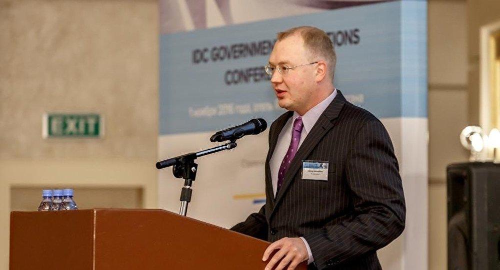 Региональный директор IDC в Центральной Азии, Азербайджане и Монголии Андрей Беклемишев