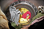 Архивное фото стиральной машины