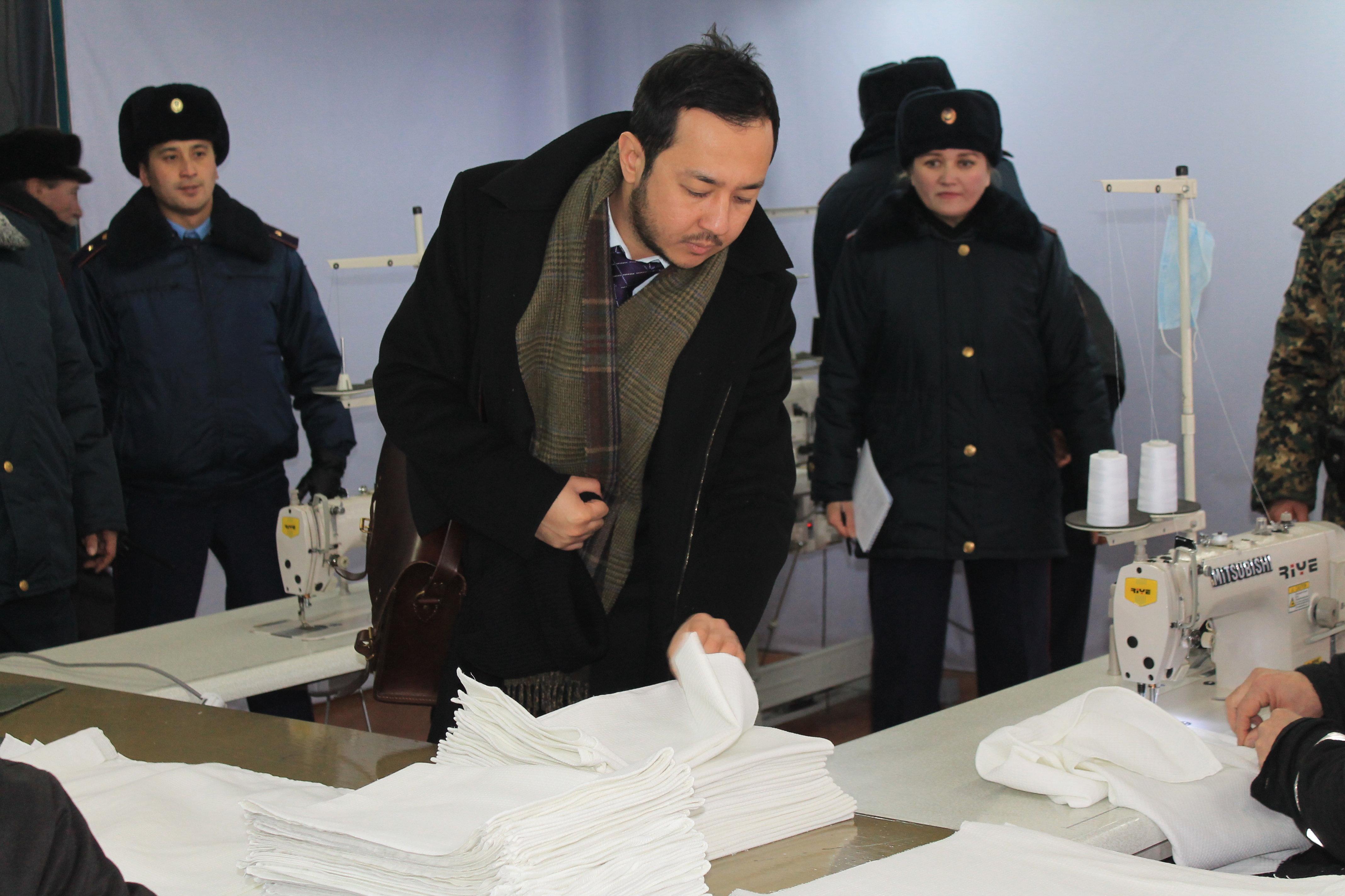 Региональный директор Международной тюремной реформы PRI в Центральной Азии Азамат Шамбилов