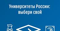 Лучшие университеты России - выбери свой